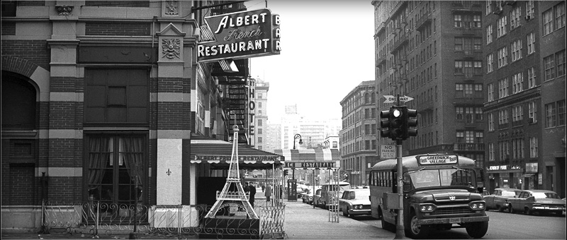 Albert French Restaurant